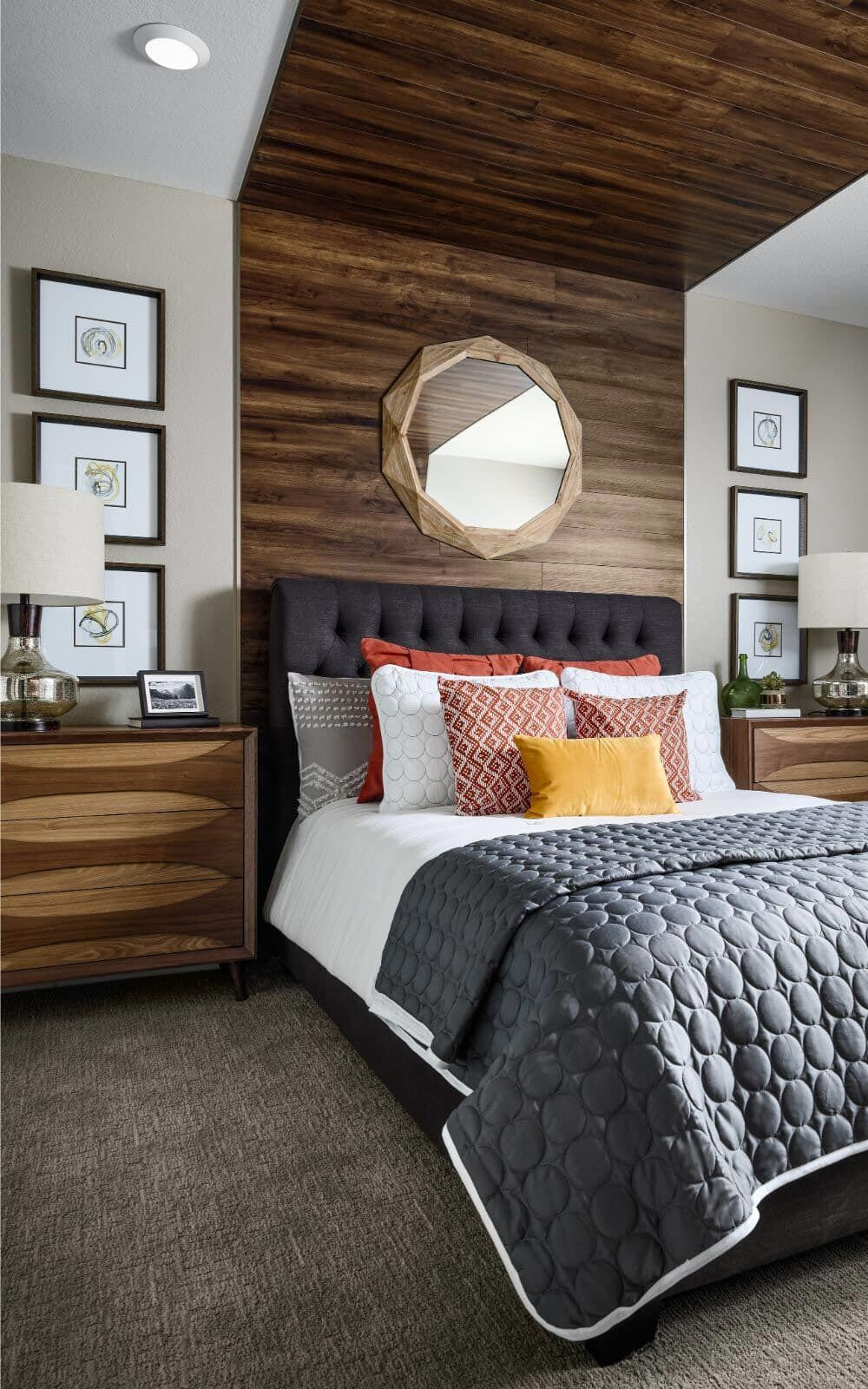 Bedroom featured in the Ovation 1 By Brookfield Residential  in Boulder-Longmont, CO