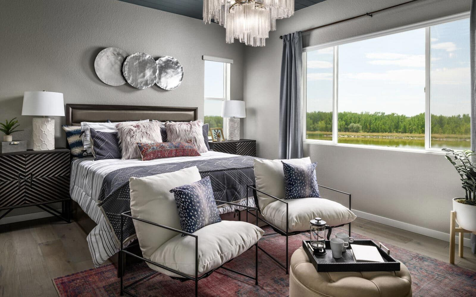 Bedroom featured in the Ovation 3 By Brookfield Residential  in Boulder-Longmont, CO