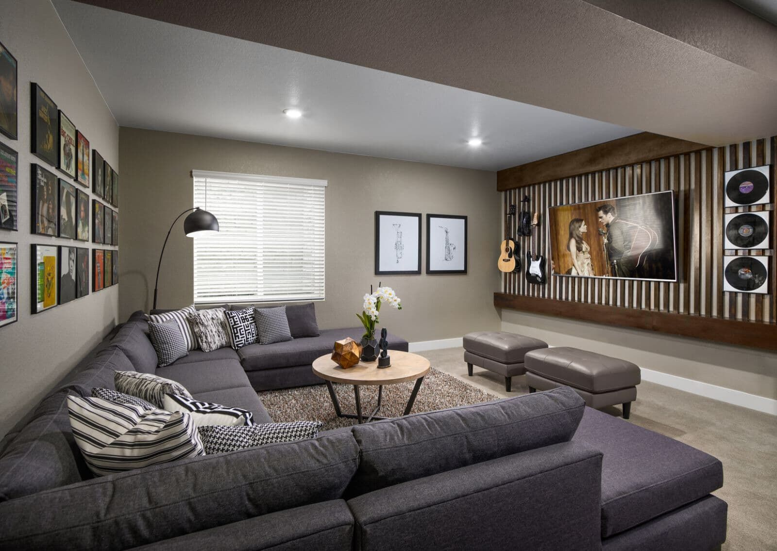 Living Area featured in the Villa 2 By Brookfield Residential  in Boulder-Longmont, CO
