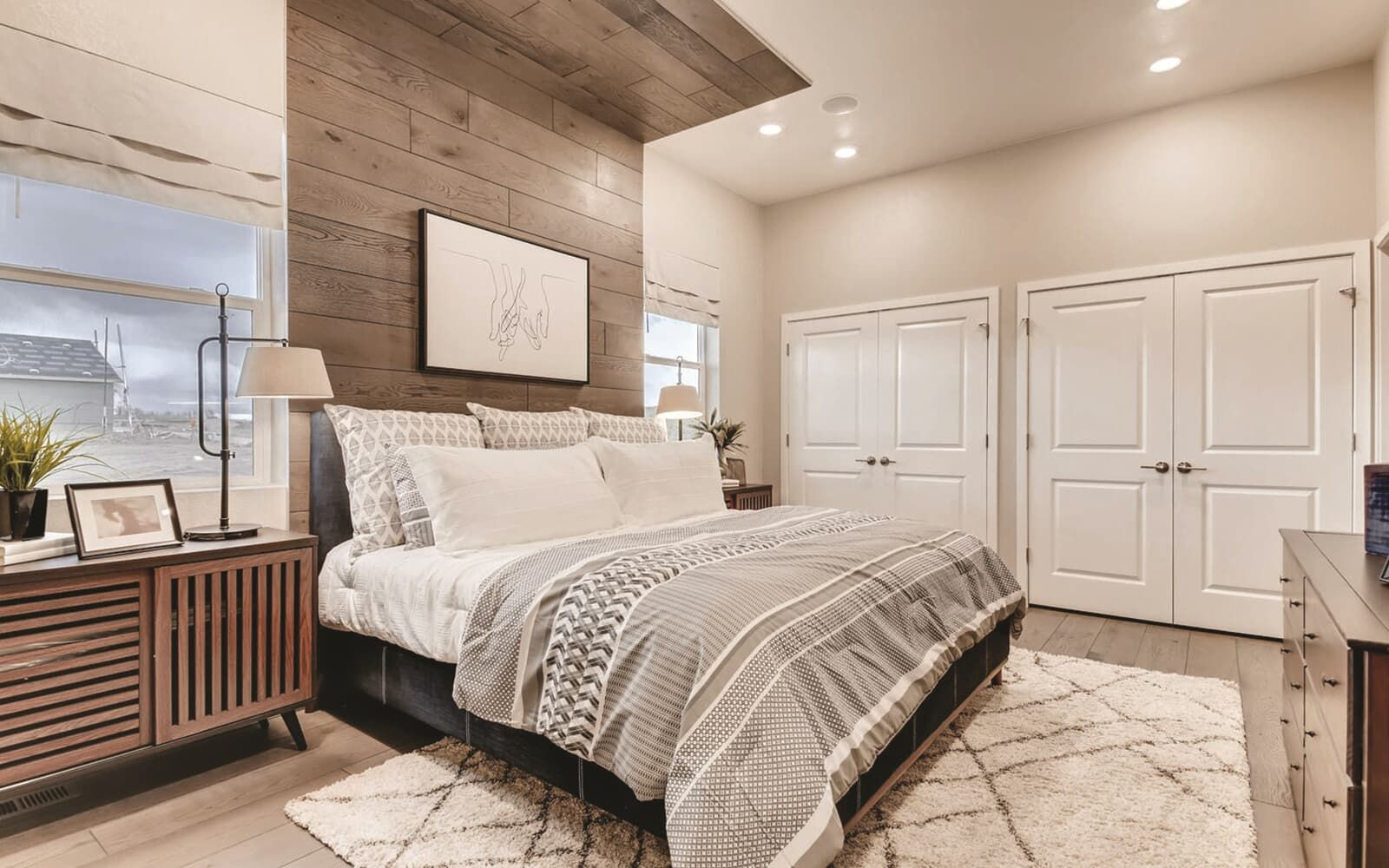 Bedroom featured in the Villa 3 By Brookfield Residential  in Boulder-Longmont, CO