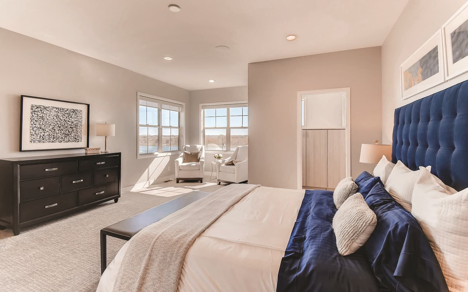 Bedroom featured in the Harvest 3 By Brookfield Residential  in Boulder-Longmont, CO