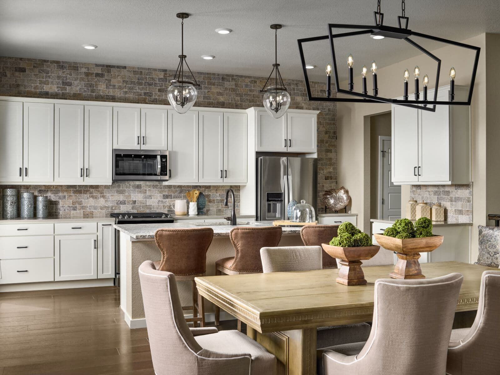 Kitchen featured in the Ovation 2 By Brookfield Residential  in Boulder-Longmont, CO
