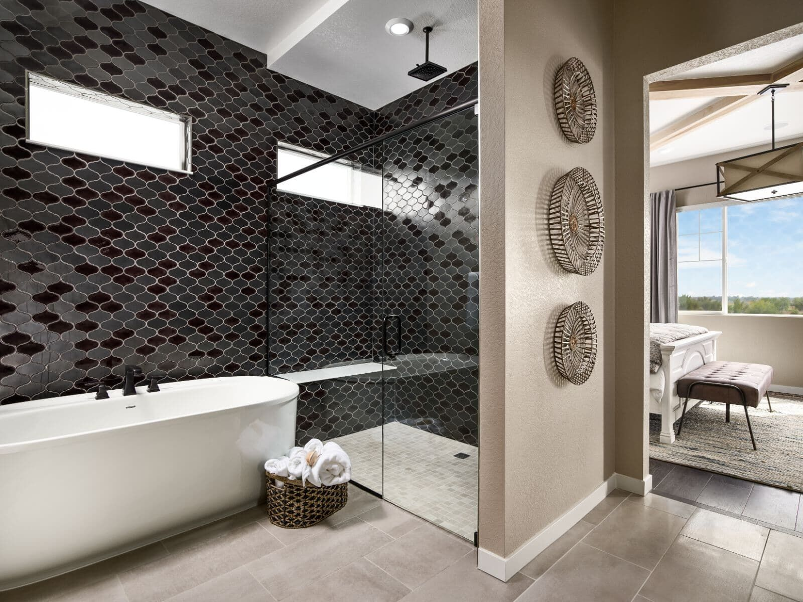 Bathroom featured in the Ovation 2 By Brookfield Residential  in Boulder-Longmont, CO