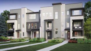 Cadence 6 - Cadence Townhomes Portfolio at Midtown: Denver, Colorado - Brookfield Residential