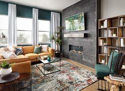 Cadence 5 - Cadence Townhomes Portfolio at Midtown: Denver, Colorado - Brookfield Residential