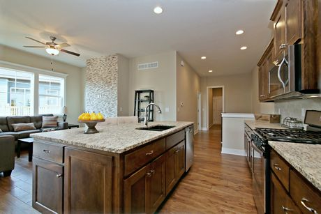 Kitchen-in-Villa 1-at-Shoal Creek Valley-The Greens-in-Kansas City