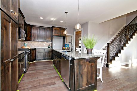 Kitchen-in-Harmony 4-at-Shoal Creek Valley-The Greens-in-Kansas City