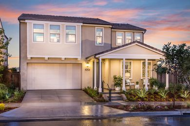 New construction homes plans in san diego ca 884 homes residence one prado at the village of escaya chula vista california brookfield malvernweather Choice Image