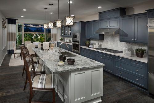 Kitchen-in-Residence 1-at-Legado at Portola Springs-in-Irvine