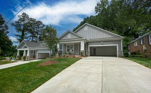 Lineberger Park by Brookline Homes, LLC in Charlotte North Carolina