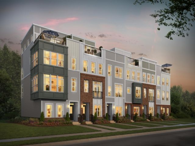 The Townhomes at Admirals Square