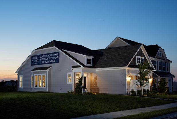 The SmartHome at Heritage Shores:Douglas