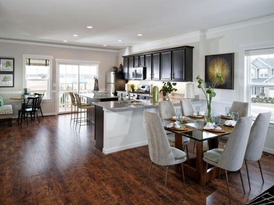 The Hightop - Kitchen
