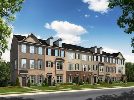 Bradford S Landing Townhomes By Brookfield Residential In Washington Maryland