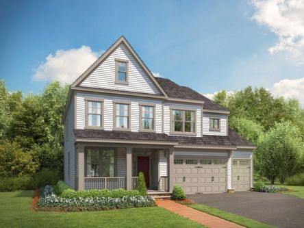 Bradford S Landing Single Family Homes By Brookfield Residential In Washington Maryland