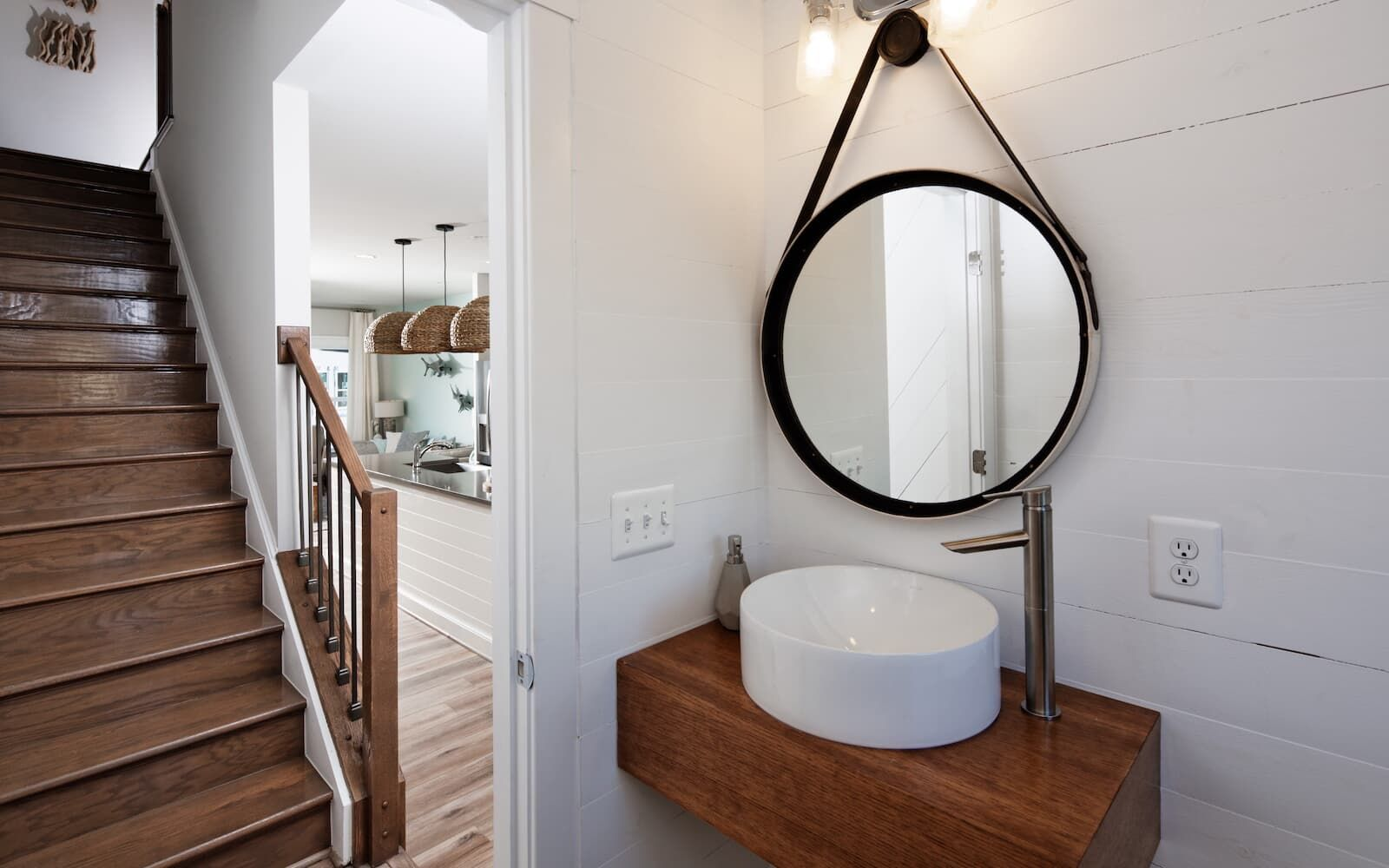 Bathroom featured in the Baltimore By Brookfield Residential in Baltimore, MD