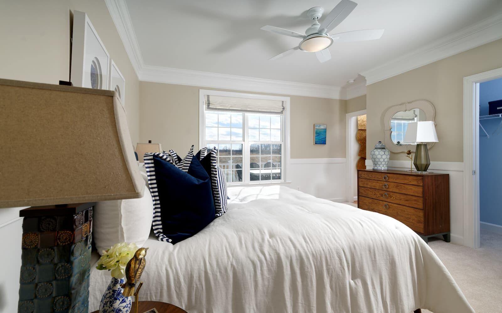 Bedroom featured in the Pendleton By Brookfield Residential in Washington, VA