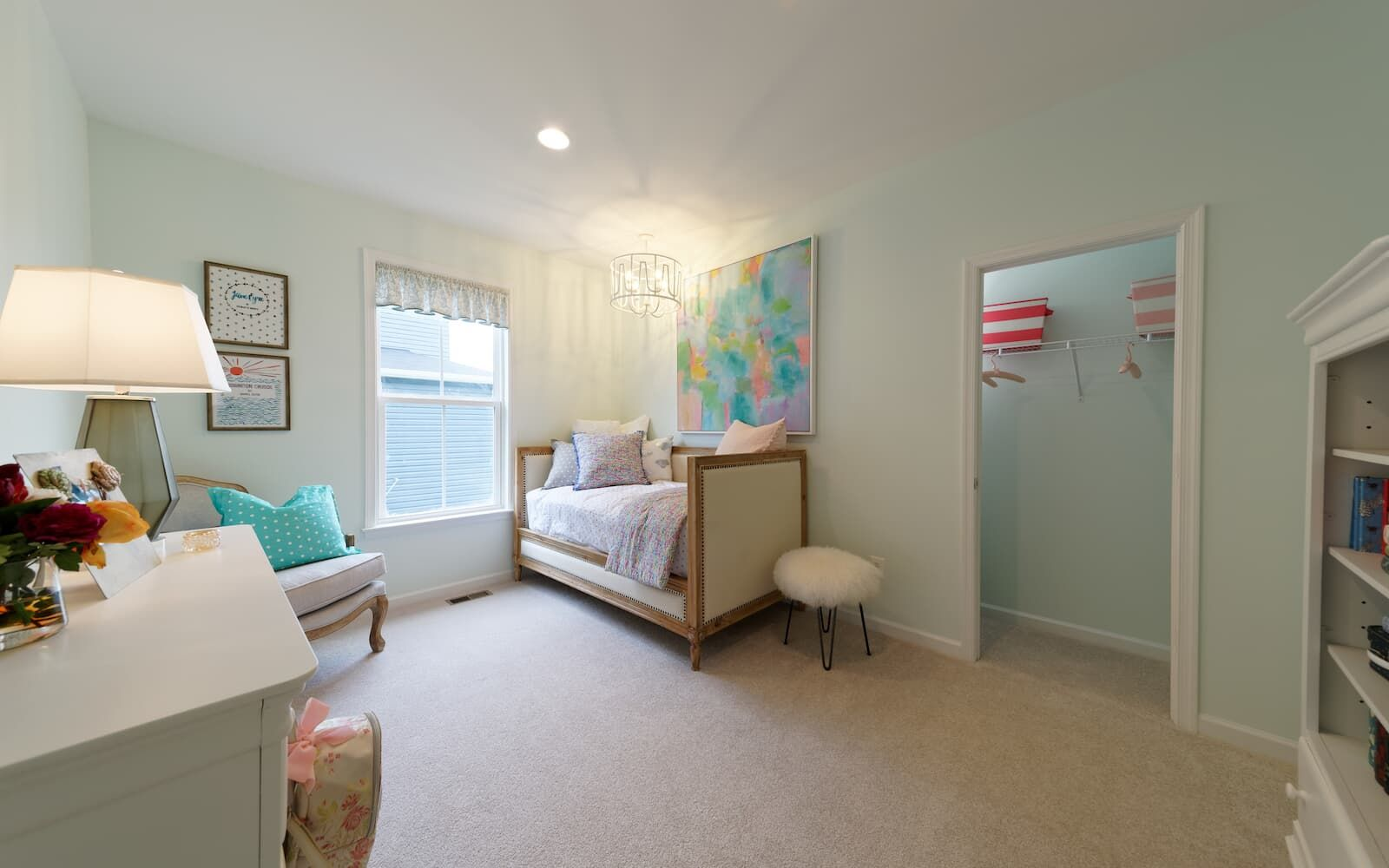 Bedroom featured in the Riverton By Brookfield Residential  in Washington, VA