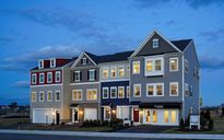 Townhome Collection at Snowden Bridge by Brookfield Residential in Washington Virginia