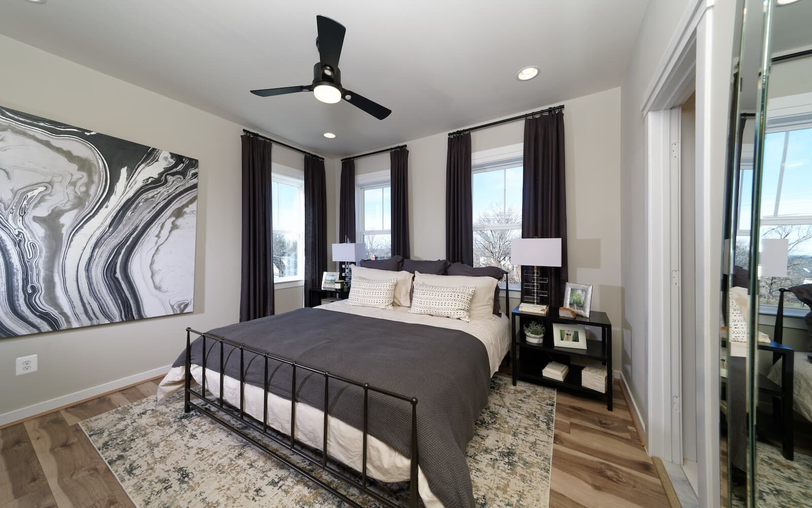 Bedroom featured in the Moorefield By Brookfield Residential in Washington, MD
