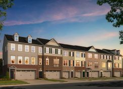 Aurora - Townhome Collection at Bradford's Landing: Silver Spring, District Of Columbia - Brookfield Residential