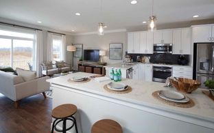 Aurora - Townhome Collection at Bradford's Landing: Silver Spring, Maryland - Brookfield Residential