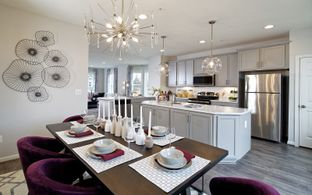 Sequoia - Townhome Collection at Bradford's Landing: Silver Spring, District Of Columbia - Brookfield Residential
