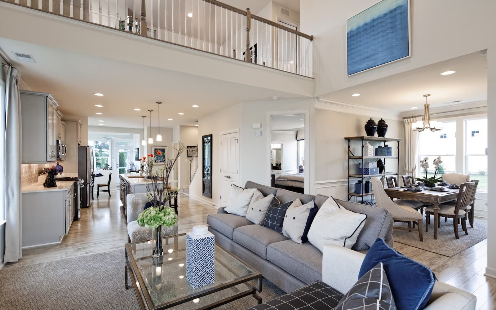 Living Area featured in the Bridgeport II By Brookfield Residential in Eastern Shore, MD