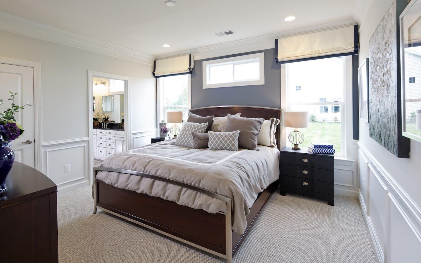 Bedroom featured in the Bridgeport II By Brookfield Residential in Eastern Shore, MD