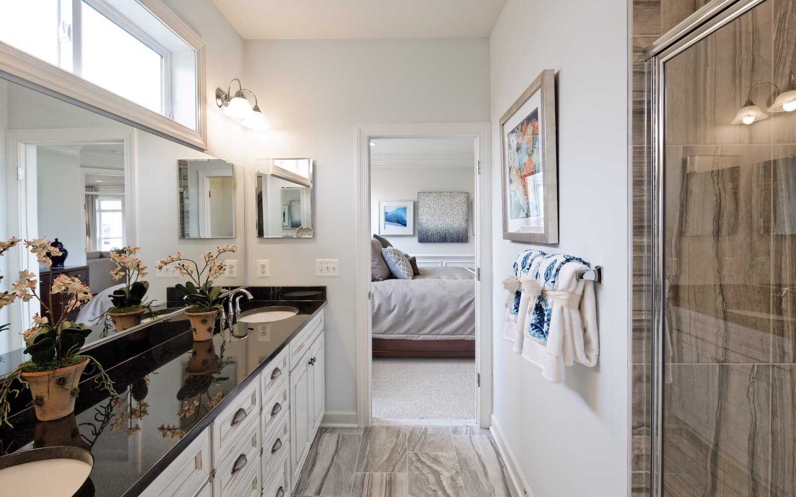 Bathroom featured in the Bridgeport II By Brookfield Residential in Eastern Shore, MD