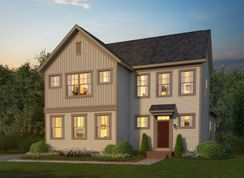 Taylor II - Single Family Collection at Easton Village: Easton, Maryland - Brookfield Residential