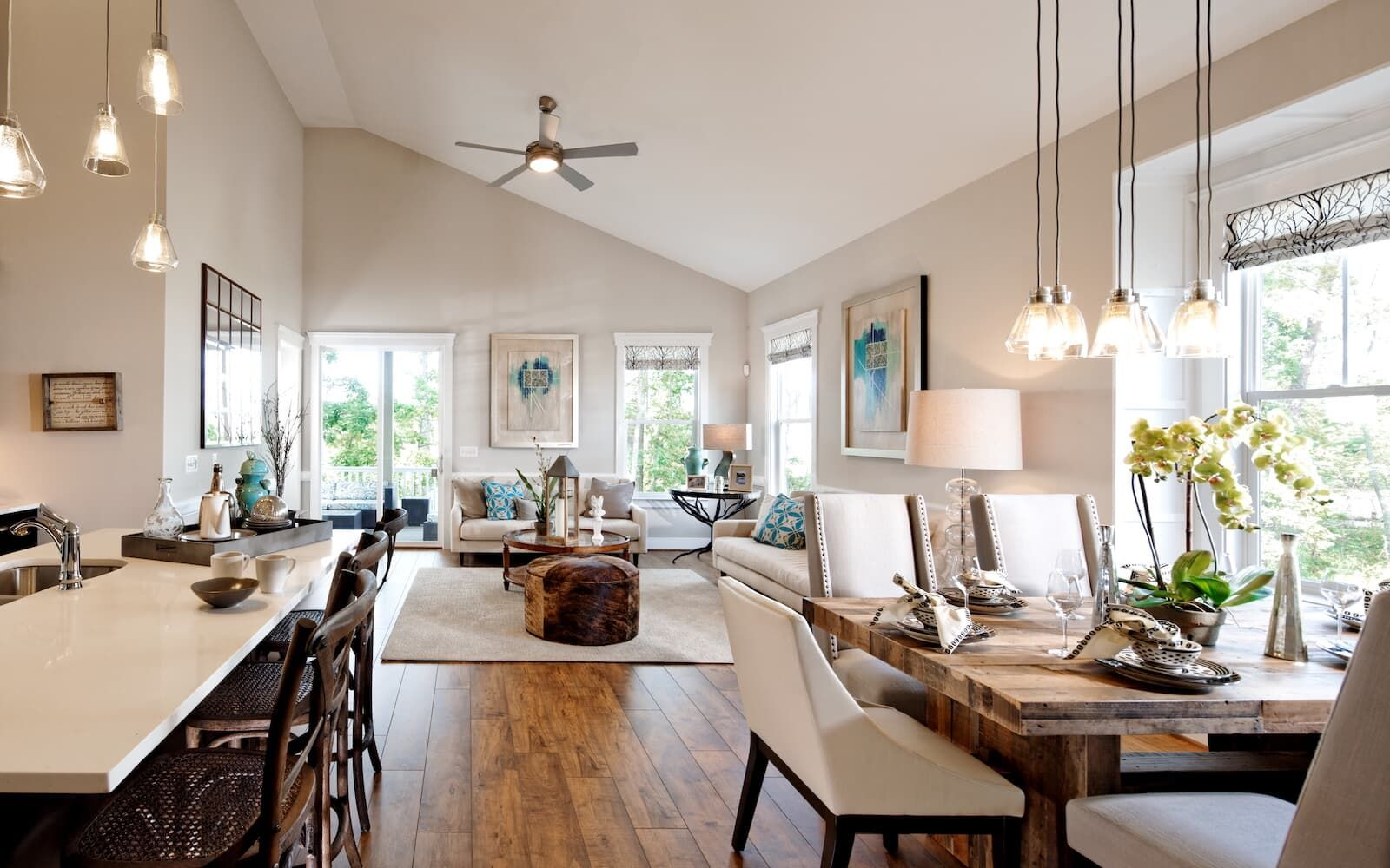 Living Area featured in the Taylor II By Brookfield Residential in Eastern Shore, MD