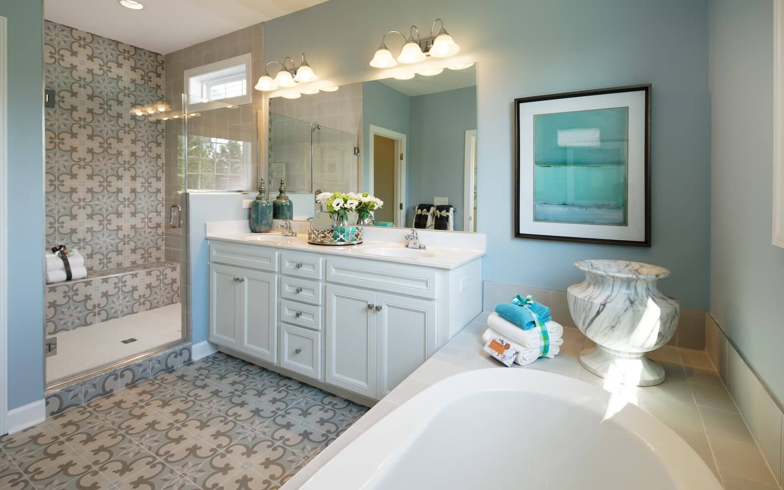 Bathroom featured in the Picasso By Brookfield Residential in Sussex, DE