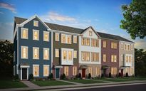 Townhome Collection at Dowden's Station by Brookfield Residential in Washington Maryland
