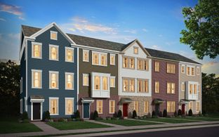 Sedona - Townhome Collection at Dowden's Station: Clarksburg, District Of Columbia - Brookfield Residential