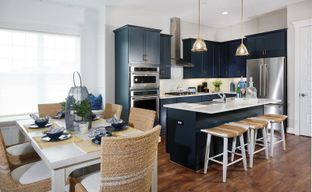 55+ Lifestyle at Two Rivers by Brookfield Residential in Baltimore Maryland