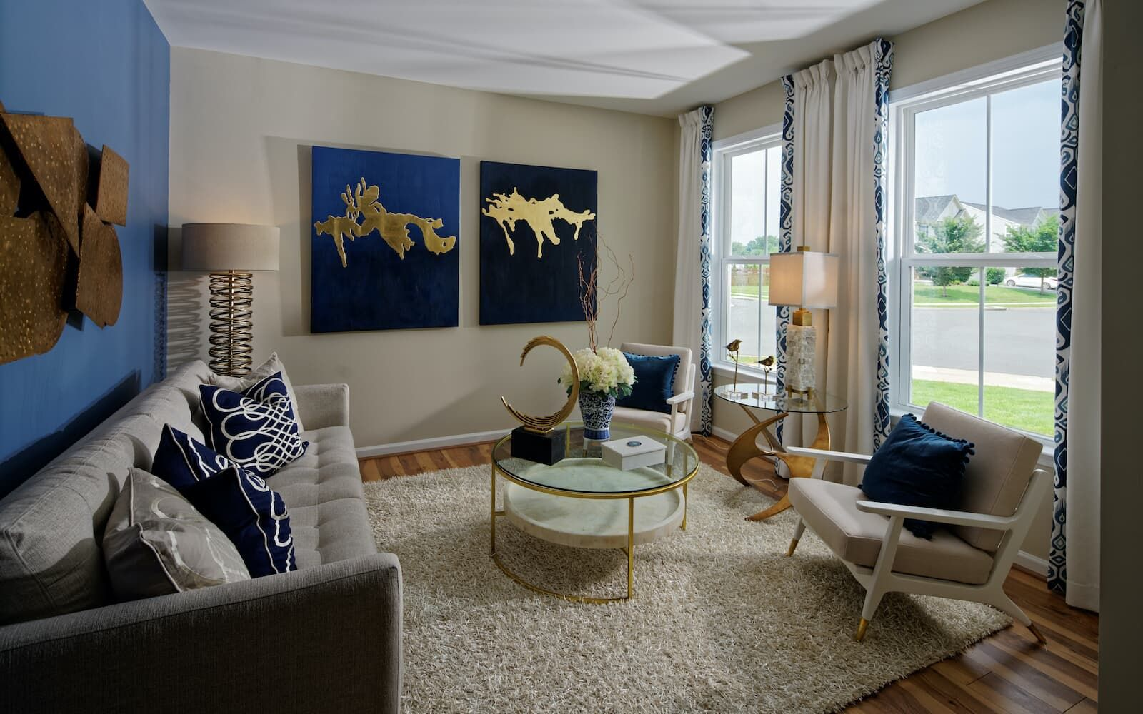 Living Area featured in the Sedona By Brookfield Residential in Washington, MD