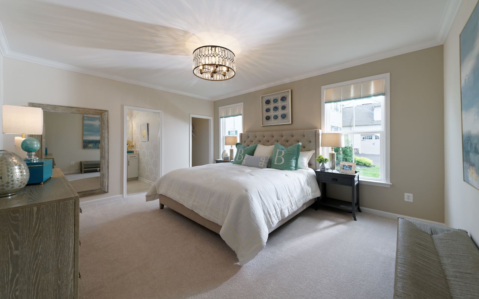 Bedroom featured in the Somerville By Brookfield Residential in Baltimore, MD