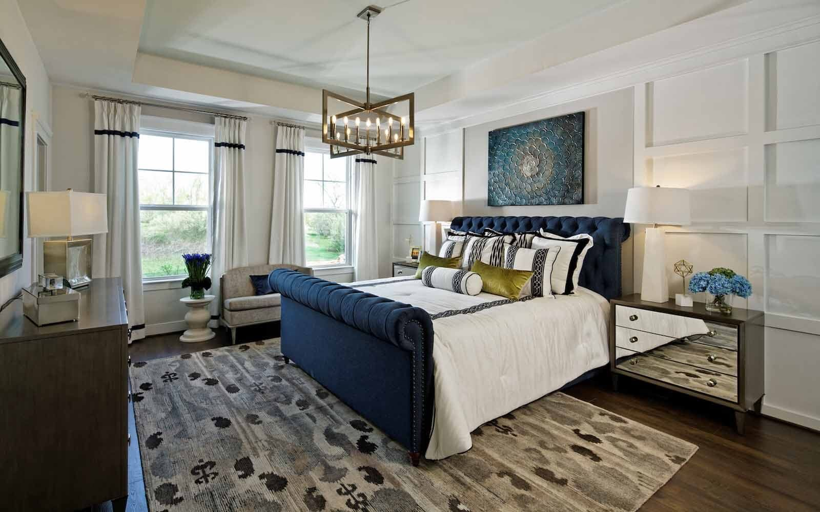 Bedroom featured in the Cresswell By Brookfield Residential in Washington, VA