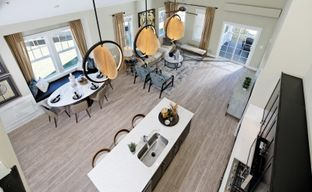 West Shore Village at The Bluffs at Sleeter Lake by Brookfield Residential in Washington Virginia