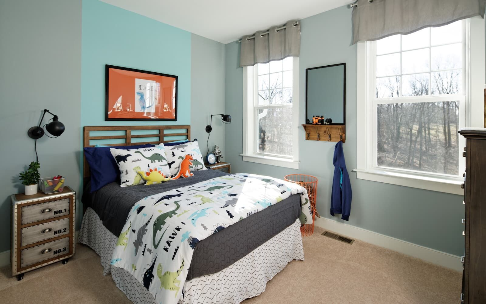 Bedroom featured in the Torrington By Brookfield Residential in Washington, VA