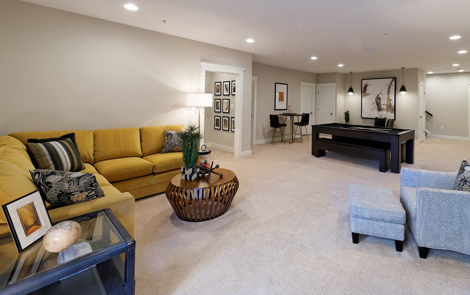 Living Area featured in the Torrington By Brookfield Residential in Washington, VA