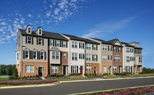 Townhome Collection at Bradford's Landing by Brookfield Residential in Washington Maryland