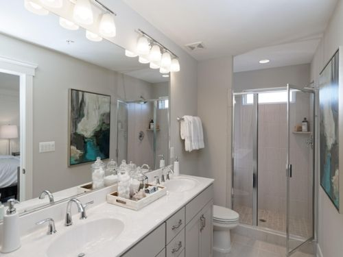 Bathroom-in-Aurora-at-Bradford's Landing Townhomes-in-Silver Spring