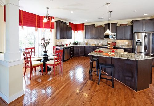 Kitchen-in-Waverly-at-Avendale-in-Bristow