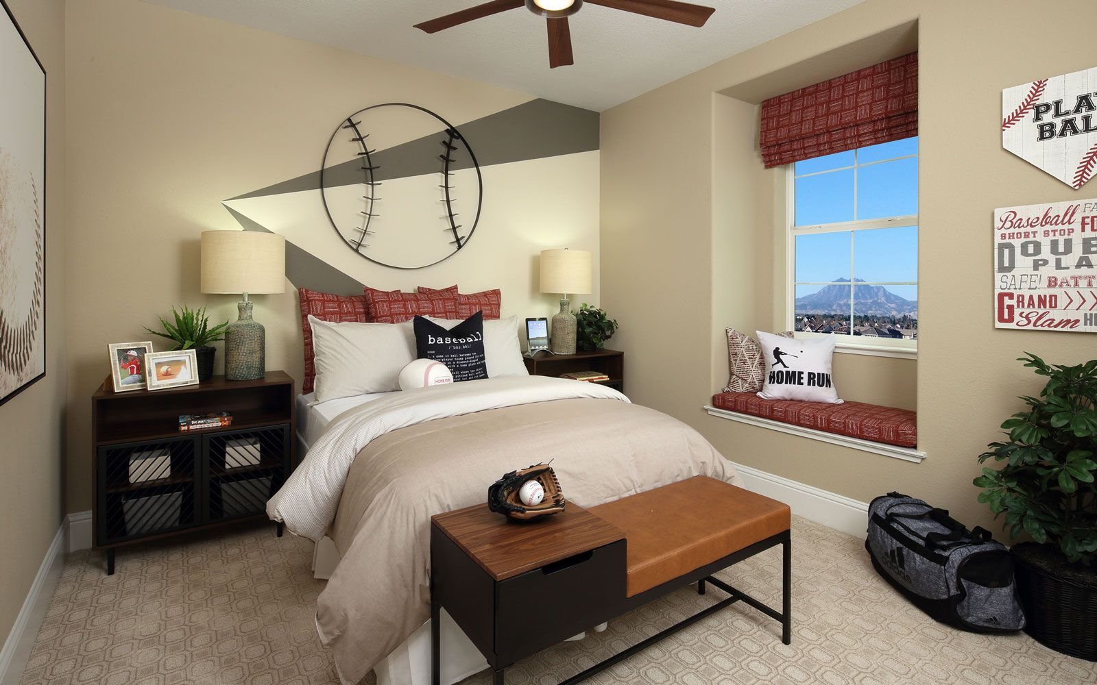 Bedroom featured in the Residence 1 By Brookfield Residential  in Oakland-Alameda, CA