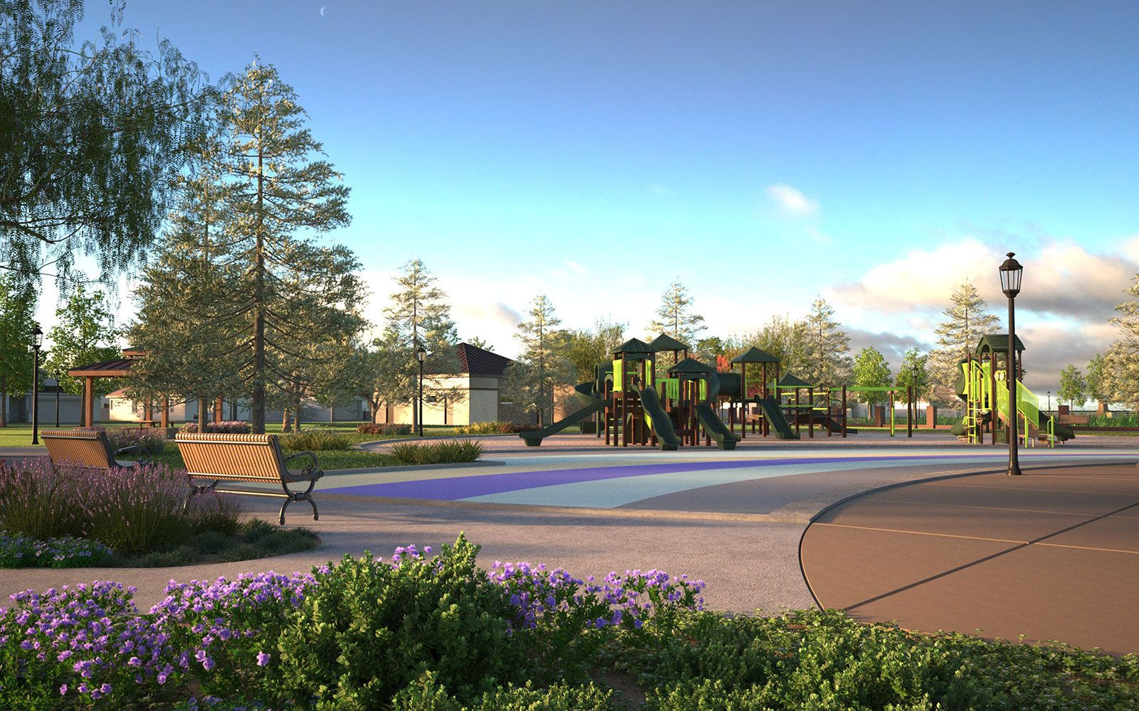 'Southport at Delaney Park' by Brookfield Residential-East Bay in Oakland-Alameda