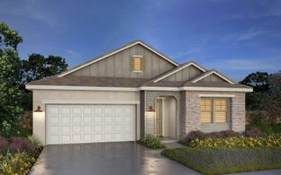 Residence 1 - Southport Neighborhood at Delaney Park: Oakley, California - Brookfield Residential