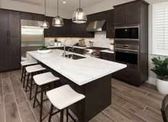 Residence 2 - Southport Neighborhood at Delaney Park: Oakley, California - Brookfield Residential