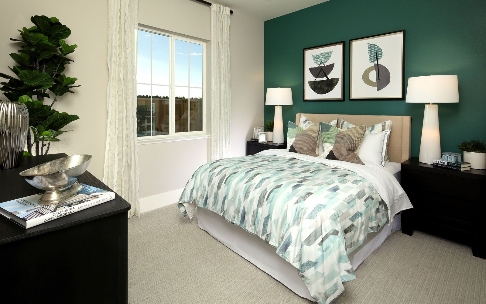 Bedroom featured in the Residence 2 By Brookfield Residential  in Oakland-Alameda, CA